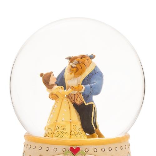 "Снежный шар ""Красавица и чудовище"""