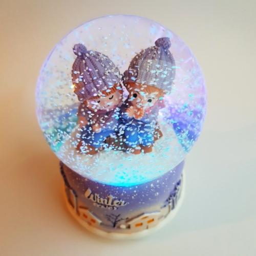 Снежный шар Winter lover №1
