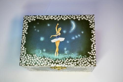 Музыкальная шкатулка «Балерина»