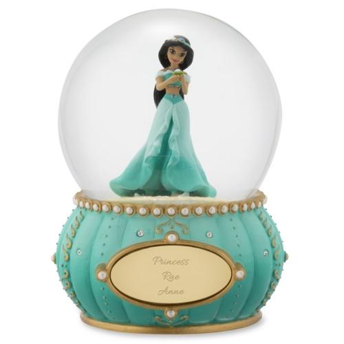 """Снежный шар """"Принцесса Жасмин"""""""