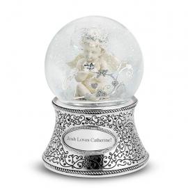 """Снежный шар """"Маленький ангел"""""""