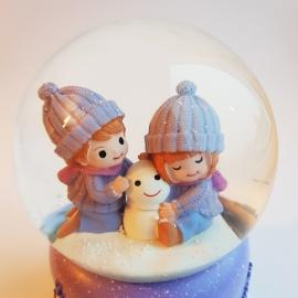 Снежный шар Winter lover №2