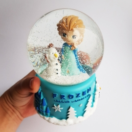 Снежный шар Frozen