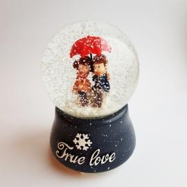 Снежный шар True love №1
